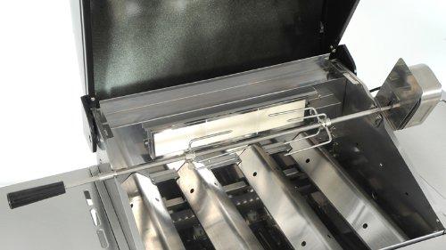 Coobinox Drehspieß (Rotisserie) für Design Gasgrill 4 B günstig kaufen
