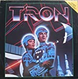 Disneys Tron Laserdisc