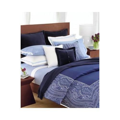 """Amazon.com - Lauren Ralph Lauren """"Putney Paisley"""" Comforter, Full"""