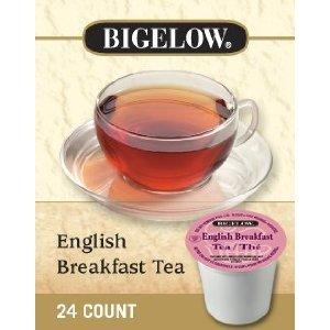 Bigelow English Breakfast K Cup Tea 96 Count