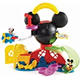 Fisher-Price Disney Mickey Mouse Clubhouse Fly 'n Slide Clubhouse
