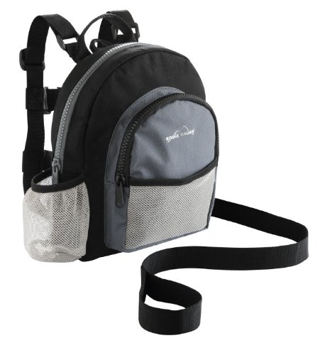 Review Of Eddie Bauer Backpack Harness, Black
