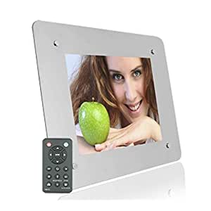 Digitaler Bilderrahmen 15 Zoll=38 cm Bildschirmdiagonale, full Mirror +JPEG+MP3/MP4+Movie