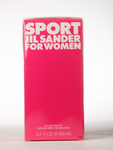 JIL SANDER SPORT WOMAN eau de toilette spray
