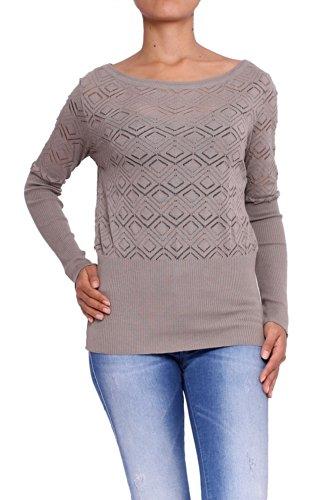 ANTA Q'ULQI - Maglione a maglia per donna - beige, XL