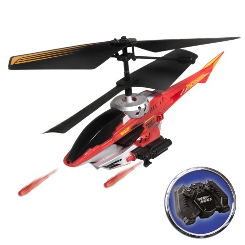 Air Hogs - Sharp Shooter - Red (Sharp Shooter Helicopter compare prices)
