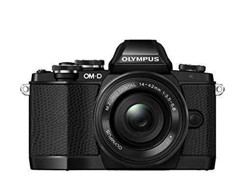 OLYMPUS OM-D E-M10 リミテッドエディションキット ブラック OM-D E-M10 LTD BLK