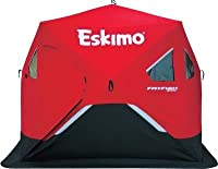 Eskimo FatFish 949 Ice Fishing House Shelter (3-4 Person) - FF949 from Eskimo