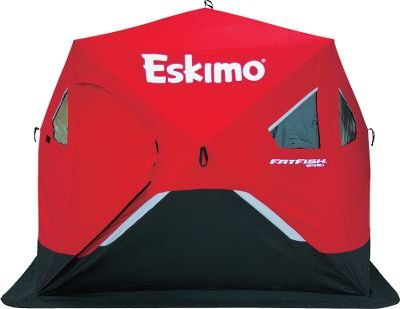 Eskimo FatFish 949 Ice Fishing House Shelter (3-4 Person) - FF949
