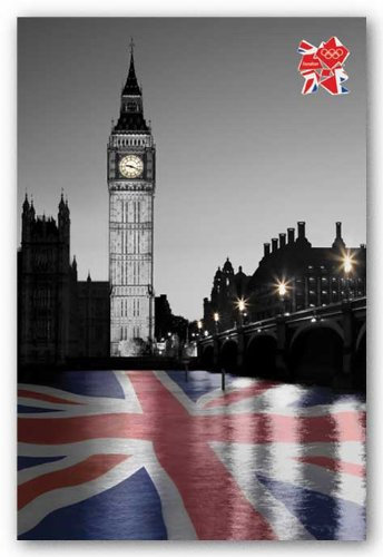 London 2012 Olympics - Big Ben 24