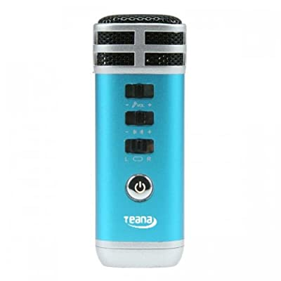 Andoer Mini 3.5mm Microphone Karaoke Player for PC/Phone/PSP/MP4/MP3 by Andoer