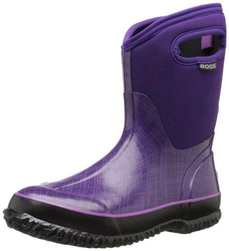 Bogs Women's Classic Mid Linen Boot