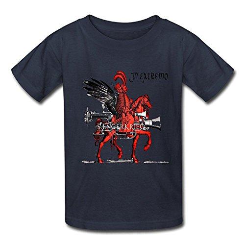 Goldfish Youth Fashion Organic Cotton In Extremo T-Shirt Medium