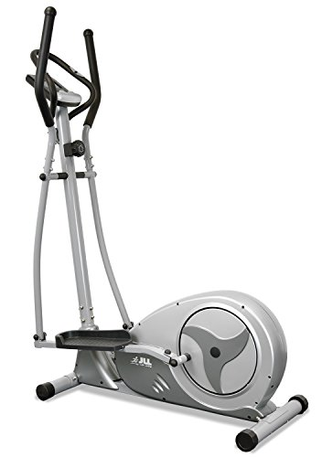 Home Luxury Elliptical Cross Trainer CT300, 2015 New Magnetic Resistance Elliptical Fitness Cardio Workout With 8-level Magnetic Adjustable Resistance