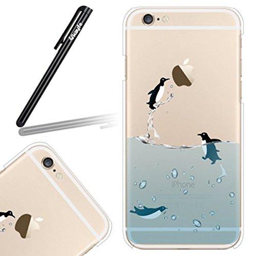 ukayfe-custodia-per-iphone-6-cassa-sottile-sveglio-per-il-iphone-6-tpu-crystal-clear-antigraffio-con