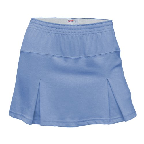 Mj Soffe Junior Pleated Skirt Youth