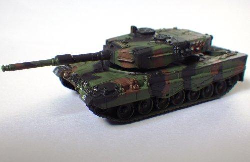 西ドイツ軍 レオバルド 2 主力戦車 A4型 NATO 迷彩