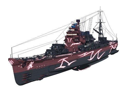 蒼き鋼のアルペジオNo.02重巡洋艦タカオ