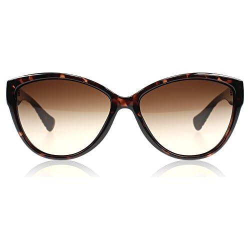 Ralph Women's RA 5176 Essential Ralph Plaque Cateye Sunglasses