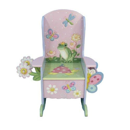Teamson Kids - Children's Potty Chair - Garden Collection