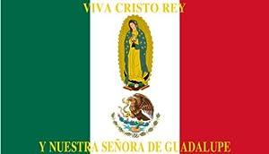 magFlags Mexico Cristeros Drapeau 90x150cm