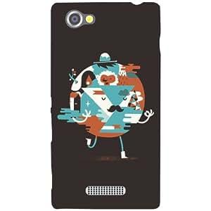 Sony Xperia M global phone cover