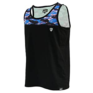 Adrenaline Performance Cold Camo Tank Top by Adrenaline Lacrosse