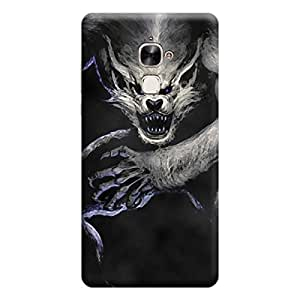 Ebby Premium Printed Back Case Cover With Full protection For LeEco Le 2 (Designer Case)