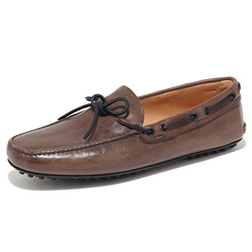 86419 mocassino CAR SHOE CALF scarpa uomo lofer shoes men [7,5]