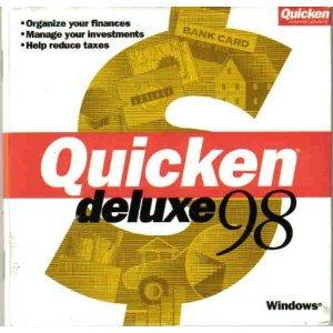 Quicken Deluxe 98