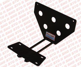 2014 Cadillac CTS STO-N-SHO Removable Take Off License Plate Frame Bracket (Cadilac License Plate Frame compare prices)
