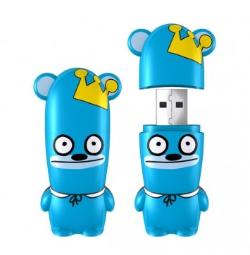 MIMOBOT USB 8GB Bossy Bear Mimobot from Mimoco