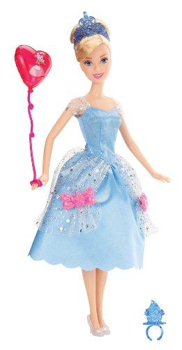 Disney Princess Party Princess Cinderella Doll - 1