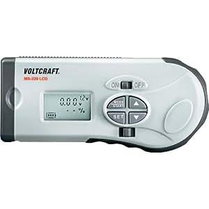 Voltcraft MS-229 LCD BATTERIETESTER