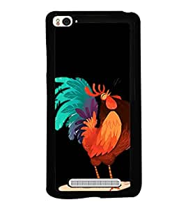 Funny Cock Cartoon 2D Hard Polycarbonate Designer Back Case Cover for Xiaomi Mi 4i :: Xiaomi Redmi Mi 4i