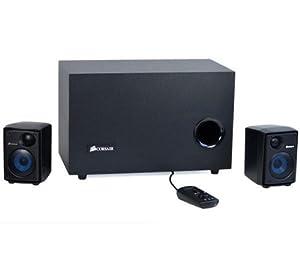 CORSAIR Système audio 2.1 Gaming Audio Series SP2500 . + GARANTIE 2 ANS!