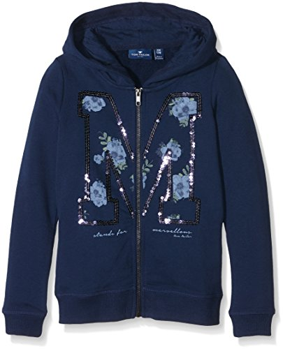 tom-tailor-kids-cozy-sweatjacket-with-hood-cappuccio-bambina-blu-cosmos-blue-152