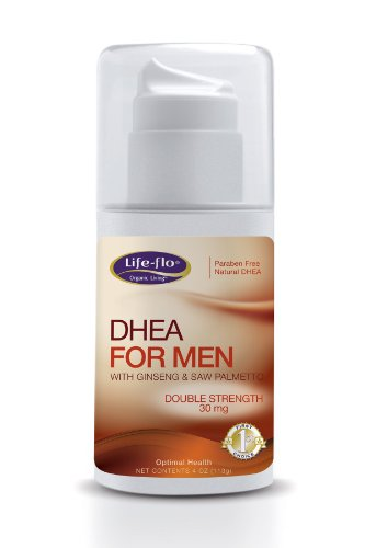 Life-Flo Dhea For Men, 4-Ounce