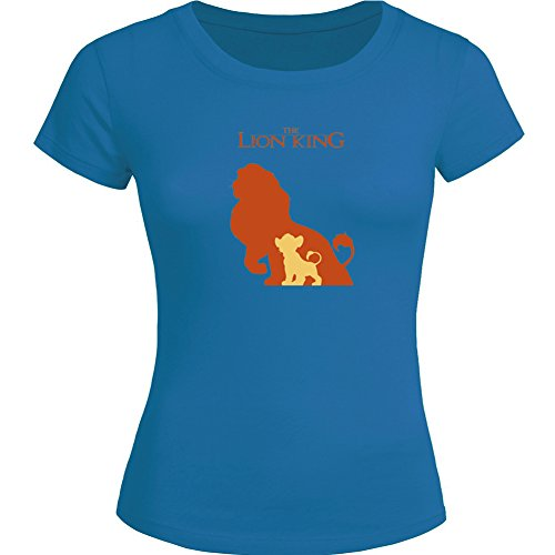 Lion King For Ladies Womens T-shirt Tee Outlet