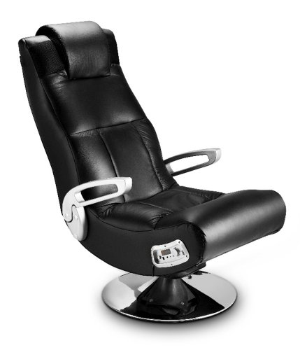 Gaming Rocker Chair Ace Bayou Xfunctional Media Furniture