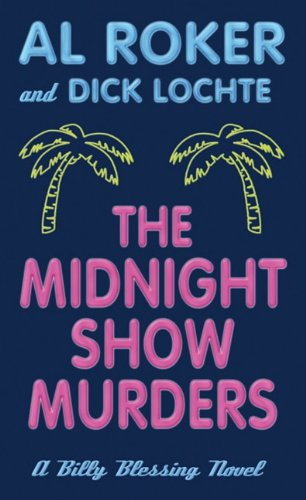 book cover of The Midnight Show Murders