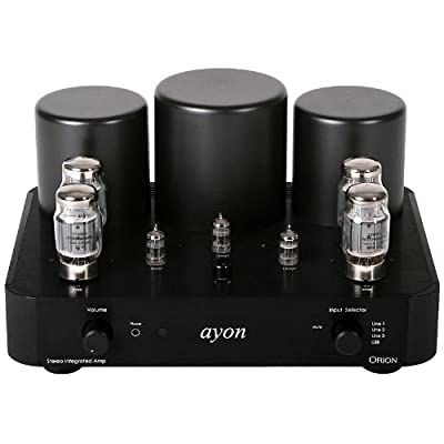 Ayon - Orion II Integrated Stereo Amplifier by Ayon Audio