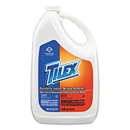 Clorox CLO 35605 Tilex 1 Gallon Instant Mildew Remover Bottle