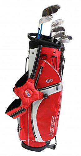 us-kids-golf-tour-series-57-39-equipster-7-pezzi-acciaio-pvd-laccato