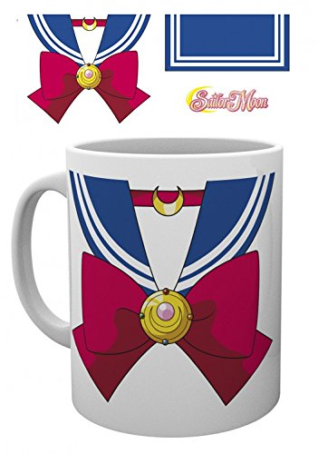 Sailor Moon - Costume Tazza Da Caffè Mug (9 x 8cm)