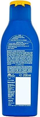 Cheapest Nivea Sun Immediate Protection Moisturising Sun Lotion SPF30 200 ml by Globalbeauty - Free Shipping Available