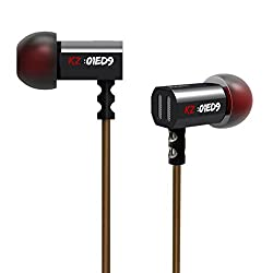KZ ED9 3.5mm In-ear Stereo HIFI Headphone Bass Earphone Earbuds with Mic