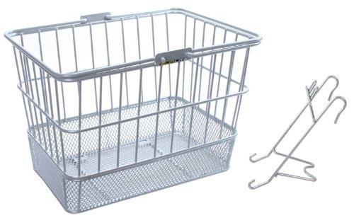 Sunlite Standard Mesh Bottom Lift-Off Basket w/ Bracket, Silver