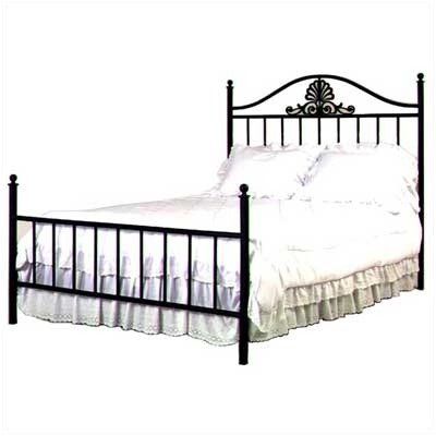 wrought iron beds queen. Black Bedroom Furniture Sets. Home Design Ideas