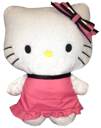 Hello Kitty Blanket And Pillow Set